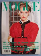 Vogue Magazine - 1990 - November